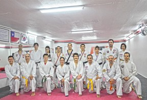 Taekwondo ATA - Academia Oriente