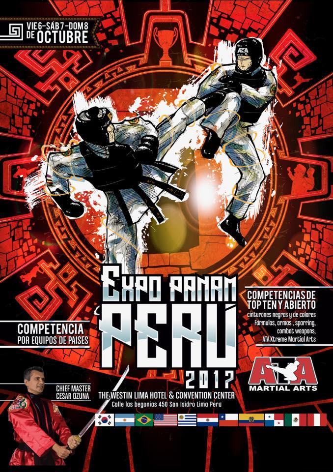 Torneo Panamericano Expo Panam Perú 2017