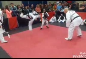 Vicente Ortega - Torneo Nacional de Taekwondo ATA Bekho - Mayo 2017